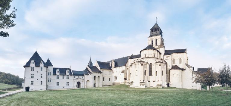 Abbey de Fontevreaud
